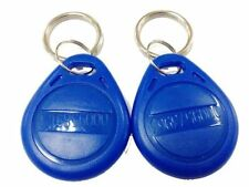 500pcs EM RFID 125Khz Proximity ID card keytag Keyfob key fobs Chain door entry