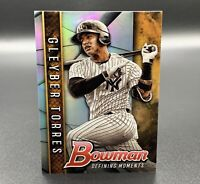 Gleyber Torres 114/250 2017 Bowman Defining Moments Refractor BDM-GT RC Yankees