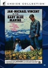 Baby Blue Marine - DVD - 1976 Jan-Michael Vincent, Glynnis O'Connor (MOD)