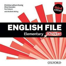 English File Third Edition: Elementary: Workbook With Icheck  BOOK NEW