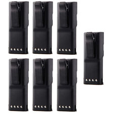 7X NEW HNN9628AR HNN9628R Battery for MOTOROLA GP88 GP300 GP600 GTX800 GTX900