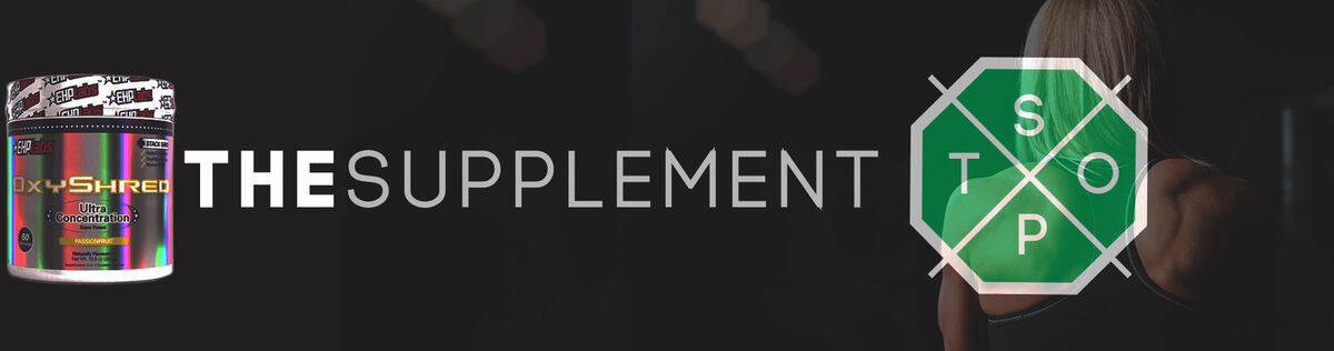 The Supplement Stop