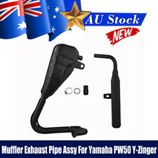 For YAMAHA PW50 PY50 Y-ZINGER 50 EXHAUST MUFFLER SILENCER PIPE SYSTEM