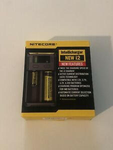 Nitecore charger i2 Mint Condition