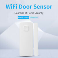 eWeLink APP Smart Home WiFi Door Sensor Door Open/Closed Detectors 2020