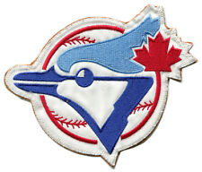 "1977-96 TORONTO BLUE JAYS MLB BASEBALL 6.25"" TEAM PATCH COOPERSTOWN COLLECTION"