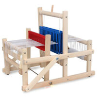 Wooden Traditional Weaving Loom Children Toy Craft Educational Gift Wooden W Q5F