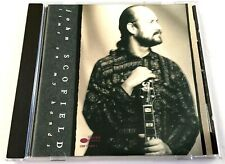 John Scofield - Time On My Hands - 1990 Blue Note - Album CD