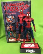 """The Amazing Spider-Man Maquette 8.5"""". Limited Ed. COA. Diamond Select Mint Boxed"""