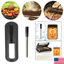Digital Bluetooth Meat Kitchen Wireless Cooking Bbq Food Thermometer Probe