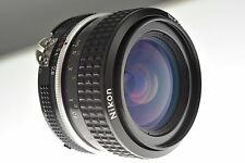 Nikon Nikkor 28mm f/2.8 Ai wide angle. EXC++ condition. Great landscape lens!