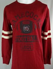 South Carolina Gamecocks NCAA Fanatics '1801' Football Men's Long Sleeve Shirt