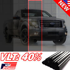 "VLT 40% 20"" x 180"" IN 15 FT Office Car Home Glass Uncut Roll Tint Window Film PC"