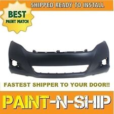 NEW fits 2009 2010 2011 2012 TOYOTA VENZA Front Bumper PaintedTO1000354