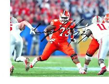Tremayne Anchrum Jr. Clemson Tigers signed autographed 8x10 football photo f