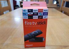 Amazon Fire TV Stick (2nd Generation) With Alexa Voice Remote Black