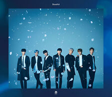 MONSTA X Japan 2nd Single [Beautiful] Type A (CD + DVD) Limited Edition