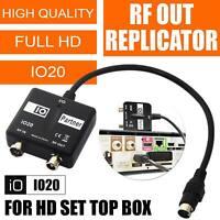 The SKY IO Box Link TV Output Replicator Modulator Link RF2 For SKY+HD 2 TV