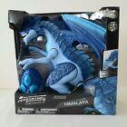 "Adventure Force Original 14"" HIMALAYA Blue Remote Control Frost Breathing Dragon"