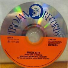 Various Reggae(CD Single)Muzik City: The Story Of Trojan Disc 2-Trojan-New