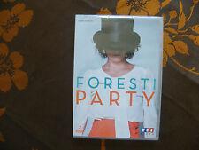 """2 DVD FLORENCE FORESTI """"Foresti Party"""" - TF1 Vidéo (2012)  Neuf Sous  Blister"""