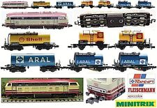 ROCO 23222 VINTAGE DIESEL LOCOMOTIVE LOCOMOTIVE DIESEL BR215 036-4 DB LADDER-N