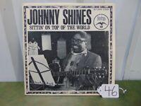 Johnny Shines Sittin' On Top Of The World Vinyl LP