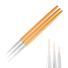 Set Pinceau Brosse Stylo Liner Dessin Dott Peinture Ongle Manucure Nail Art NF