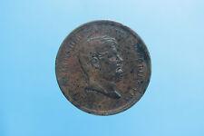 *161* REGNO DUE SICILIE - Ferdinando II di Borbone - 10 Tornesi 1858 q.BB