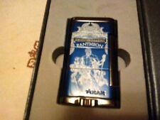 Allume dual Lighter matching Art*Xikar PANTHEON Dual Torch *BLUE*NEW*FREESHIP*