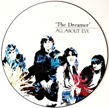 "ALL ABOUT EVE ‎- The Dreamer (12"") (Picture Disc) (VG+/VG-)"