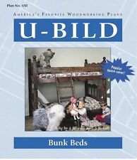 Bunk Beds Woodworking Plans by UBild
