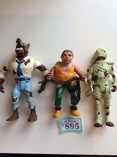 Ghostbuster Figures Bundle 1980s (working )