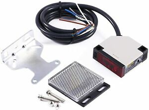 Specular Reflection Photoelectric Sensor Proximity   Switch  For Self-Diagno