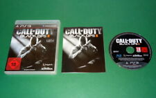 Call of Duty Black Ops II 2 mit Anleitung und OVP fuer Sony Playstation 3 PS3