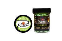Pautzke Bait Co. Shoepeg Fire Corn 1.75 oz. Jar - Panfish, Trout, & Kokanee Bait
