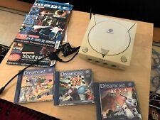 Sega Dreamcast Komplettausstattung - alles funktioniert, nichts ist kaputt!!!