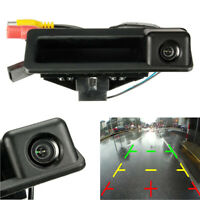 Car Reverse Camera Rear View For BMW E60 E82 E90 Trunk Handle CCD Backup Cams