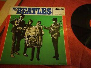 Schallplatte The Beatles Amiga 850040 - DDR Vintage 1965