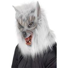 Maschere di pelliccia taglia taglia unica per carnevale e teatro