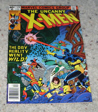 X-men 128 Proteus VF+ Wolverine Nightcrawler Storm LOT MCU