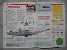 Aircraft of the World - Antonov An-12 'Cub'