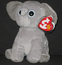 TY SAHARA the ELEPHANT BEANIE BABY - MINT with MINT TAGS
