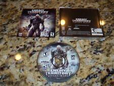 Enemy Territiry Quake Wars (PC) Game (Mint)