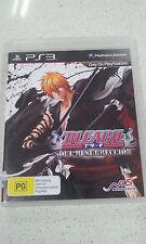 Bleach Soul Resurreccion PS3 Game