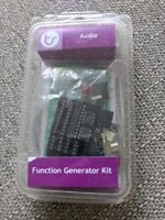 Maplin Function Generator Kit - DIY Wave Generator + LEDs and Audio Output
