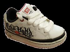 Skateboard Sneakers  Marc Ecko Vintage White/Black Boys Size 13 Medium SALE!