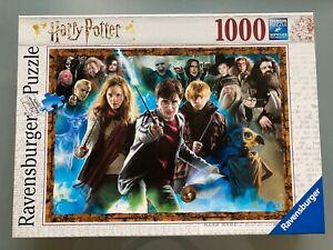 """Ravensburger Puzzle 'Harry Potter"""" 1000 Piece Jigsaw Puzzle"""