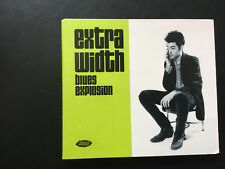 EXTRA WIDTH BLUES EXPLOSION CD Very Good
