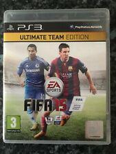 FIFA 15 (Ultimate Team Edition) para la Sony PS3